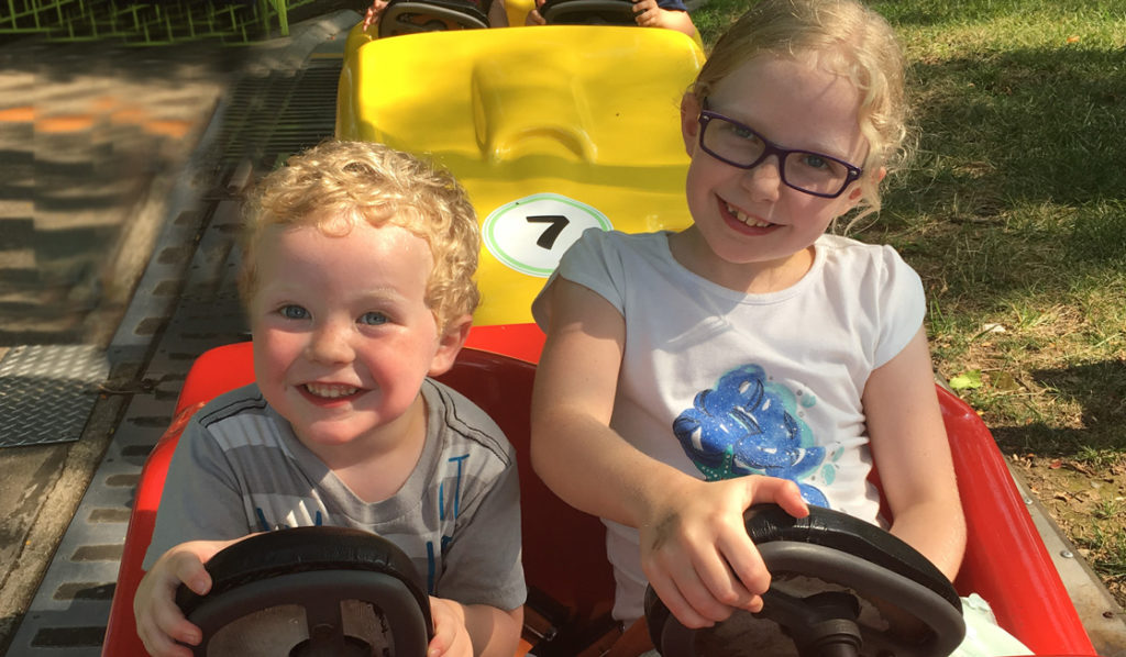 These smiles are proof that these Kings Island tips from our Traveling Mom insider works!