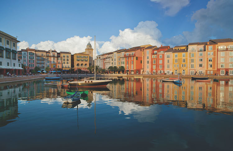 Planning a visit to Universal Orlando? We have 6 reasons why Loews Portofino Bay Hotel will be favored by adults traveling with or without their children.