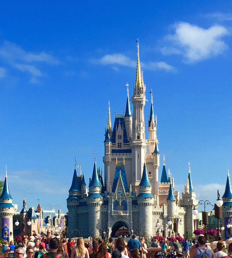 Take your teens to Disney for the thrill rides. It's a top teen destination.