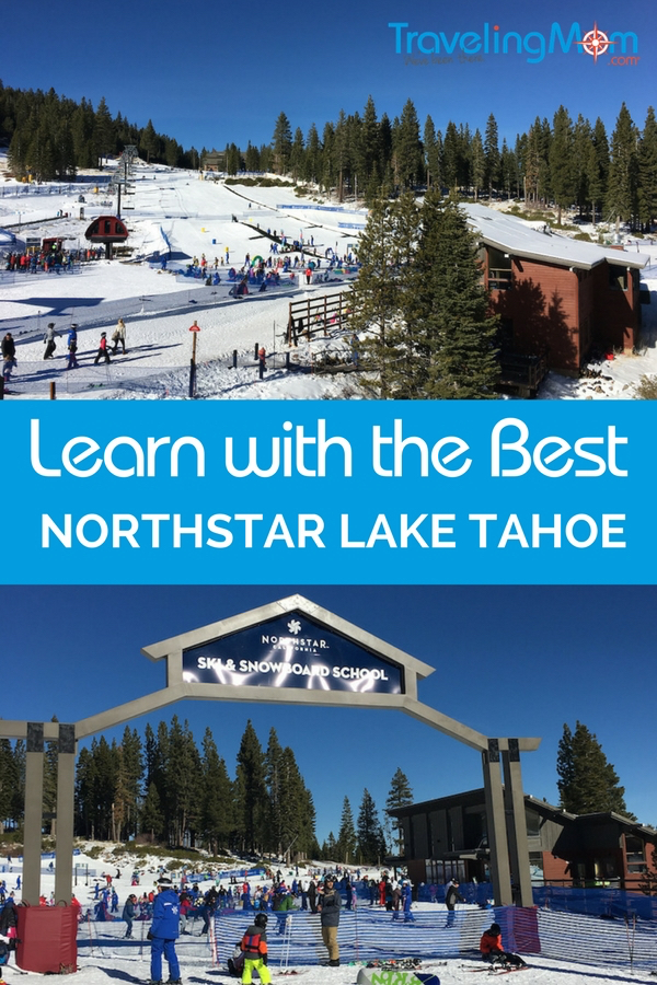 For parents that want the best ski school on the West Coast, Northstar Ski Resort offers terrain-based learning and snowboarding lessons for kids as young as 3 in their rigley park.