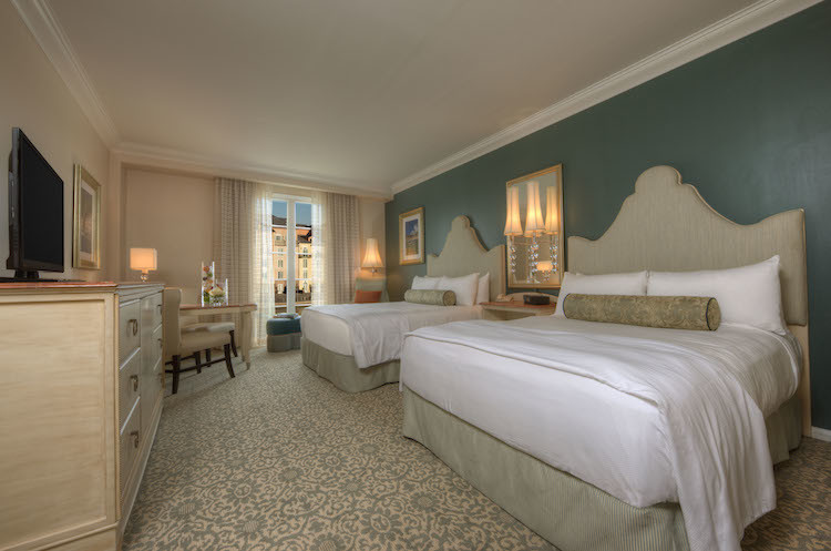 Loews Portofino Bay Hotel - Universal Orlando is the perfect home base when visiting theme parks.