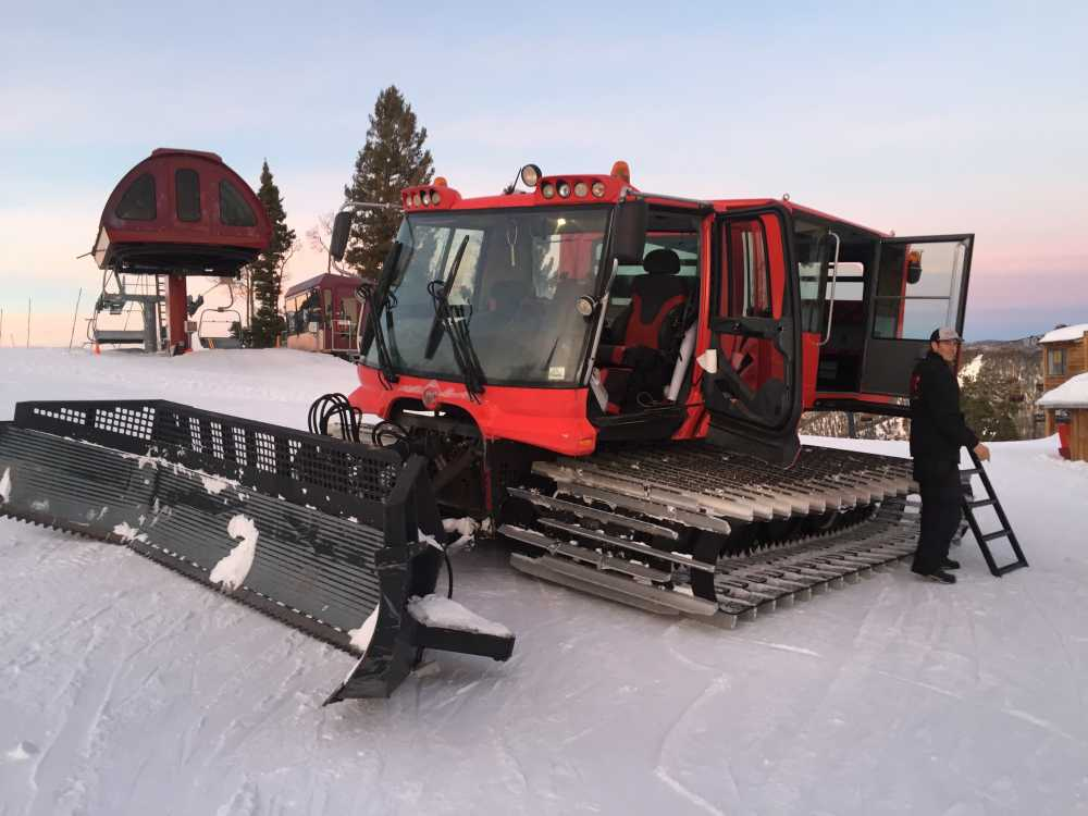 Find family dining on and off the slopes at Red River Ski Area, New Mexico