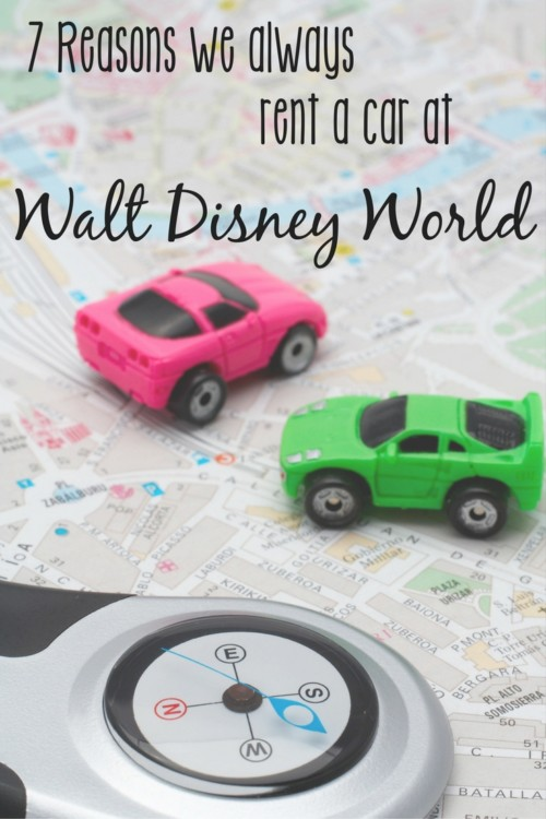 Do I need to rent a car at Disney World? 7 reasons why it's a good idea.