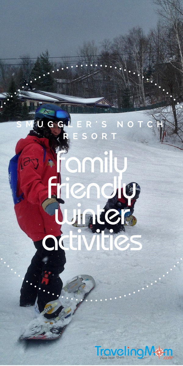 Family friendly activities at Smuggler's Notch Resort