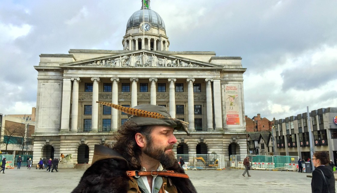 Bring Robin Hood to Life with a Visit to Nottinghamshire, England