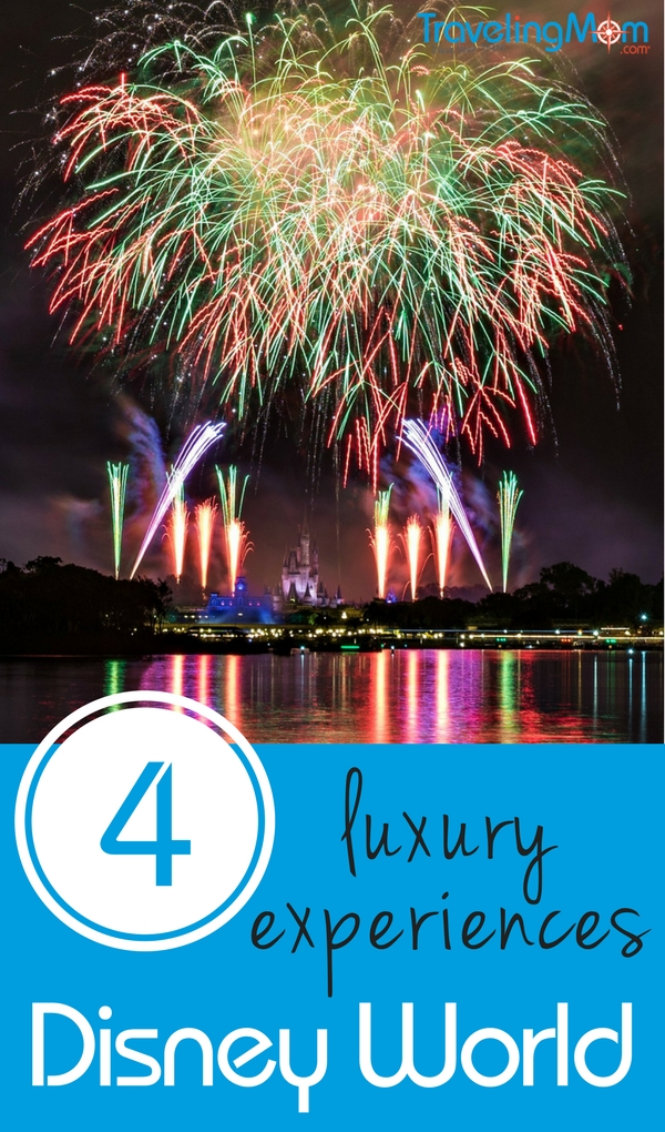 Want to avoid the crowds, feel like a VIP, and score big with the family on your Disney vacation? Choose Disney World luxury experiences and make it happen.