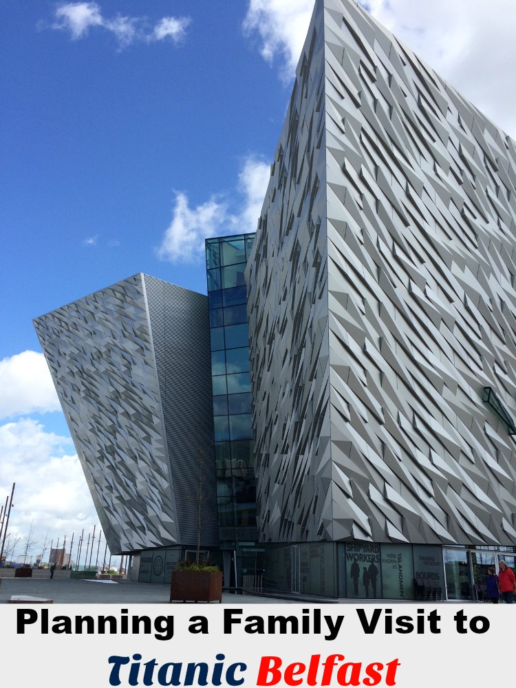 Looking for a piece of Titanic history in Northern Ireland? Titanic Belfast should be on your go-to list.