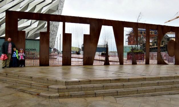 Planning a Family Visit to Titanic Belfast Museum