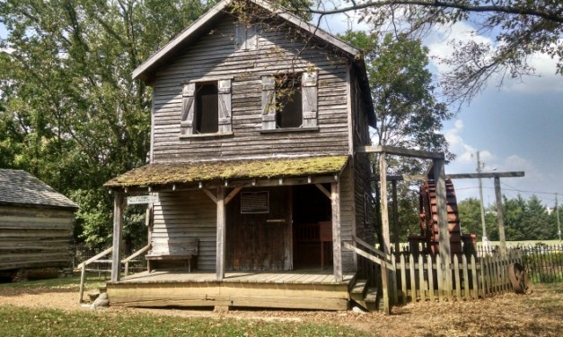 See 100 Years of Tennessee History at Cannonsburgh Village