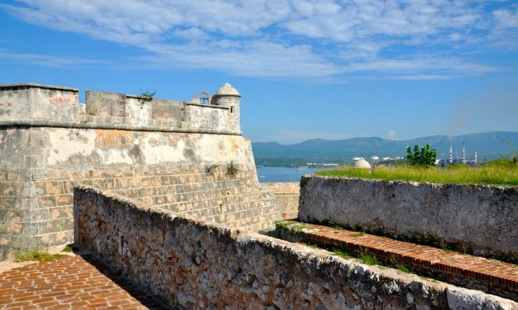 Cruise to Cuba: visit San Pedro de la Roca Castle, one of the best preserved fortresses and a UNESCO World Heritage Site, has epic views as well as a plethora of history.