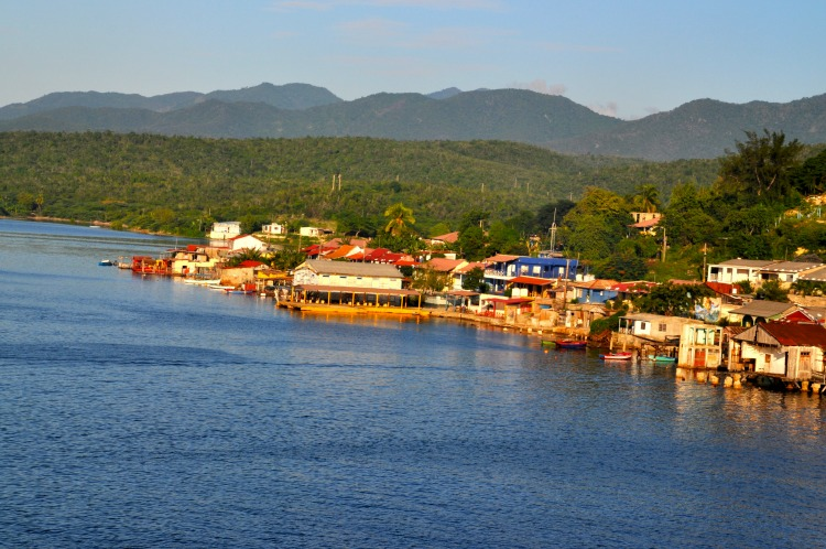 Make sure to have your camera ready for the scenic cruising into the port of Cienfuegos.