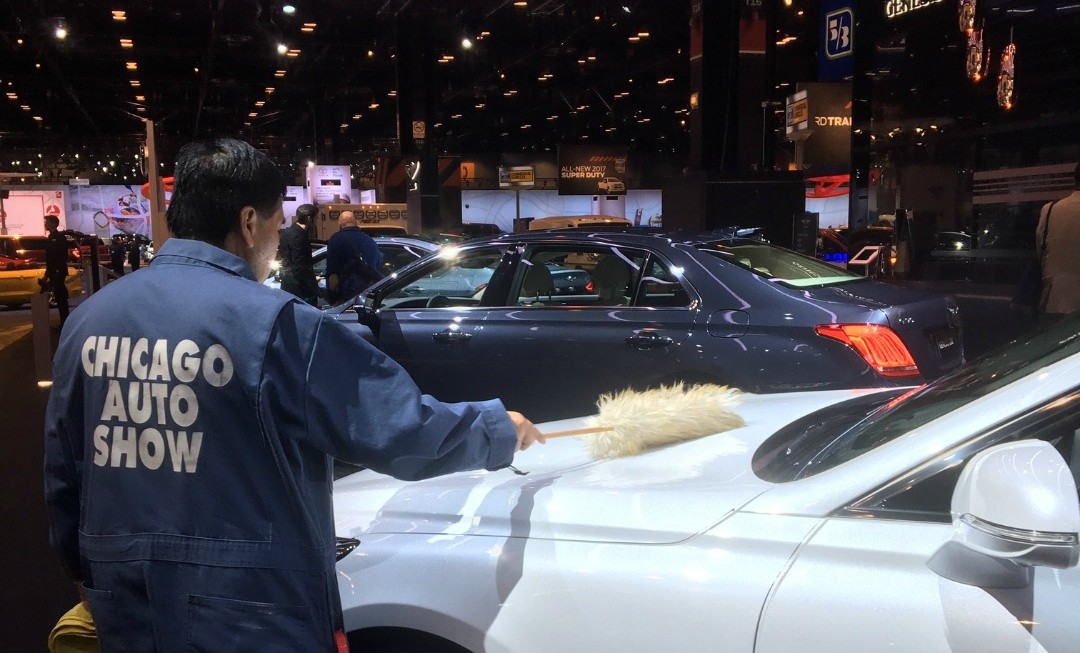 Chicago Auto Show is the USA's largest and longest running auto show