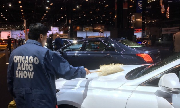 Inside Track on Chicago Auto Show