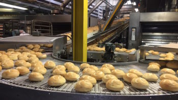 See the bakery floor, free, at Rockland Bakery