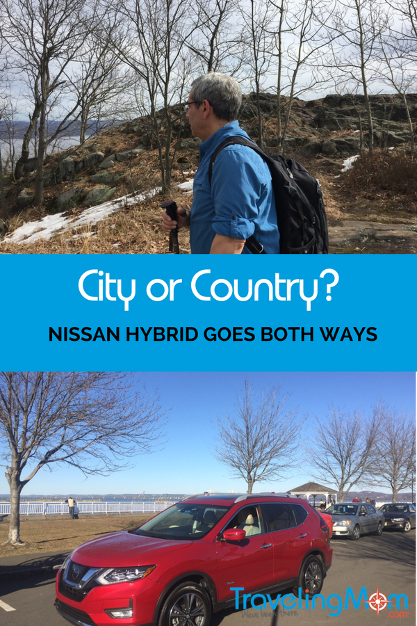 Whether you stay in NYC or head to the country, there is plenty of free fun with the Nissan Rogue hybrid