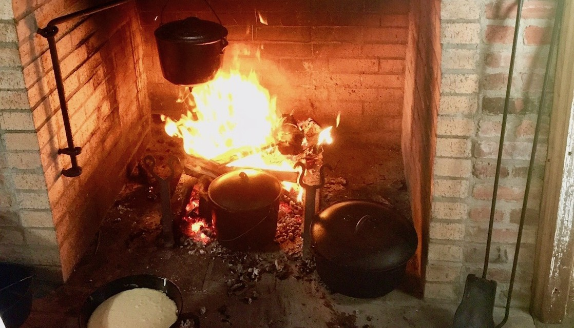 Cook Some History With Iron Skillet Cooking