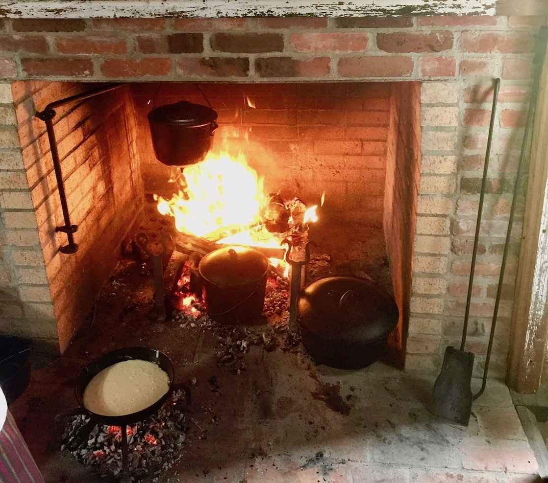 heritage iron skillet cooking with cultural stories