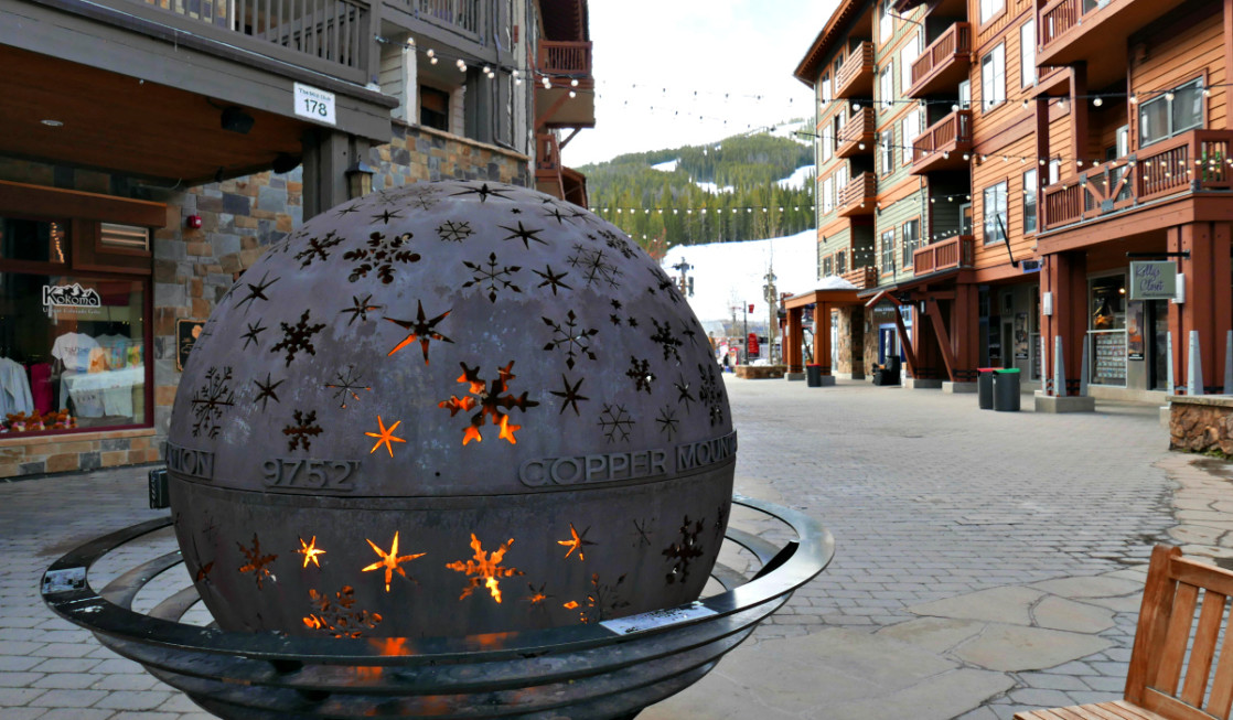A condo stay in family friendly Copper Mountain Ski Resort is convenient and affordable.