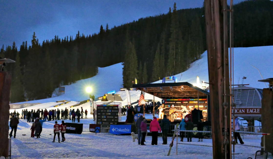Nights are also kid friendly at Copper Mountain, a family friendly Colorado Ski Resort.