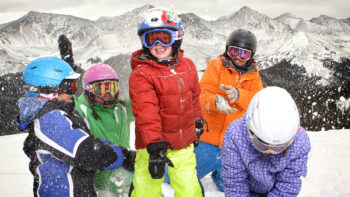 Family Friendly Colorado Ski Resort: Copper Mountain