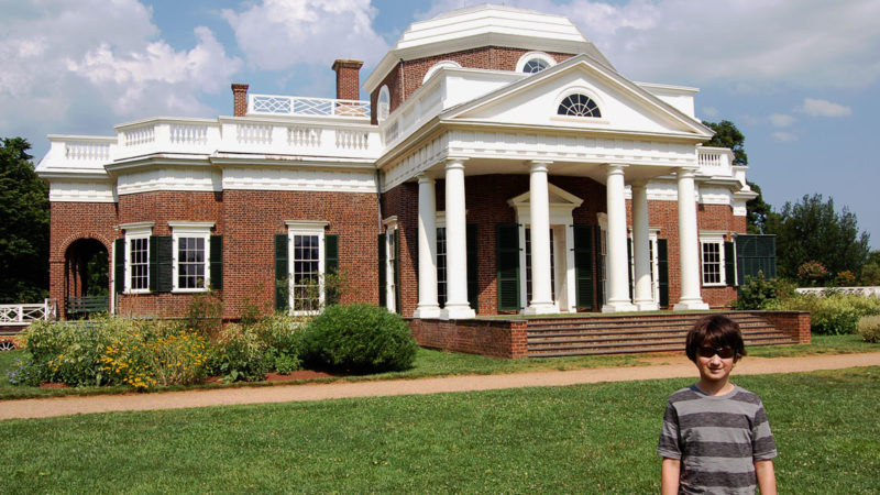 Things to do in Charlottesville, VA - Touring Thomas Jefferson's Monticello
