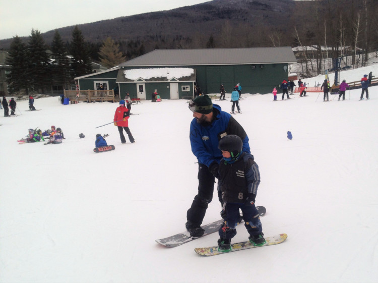 Find out all the available winter activities at Smuggler's Notch Resort. Families will enjoy winter from skiing to snowboarding camps to snowmobiling.