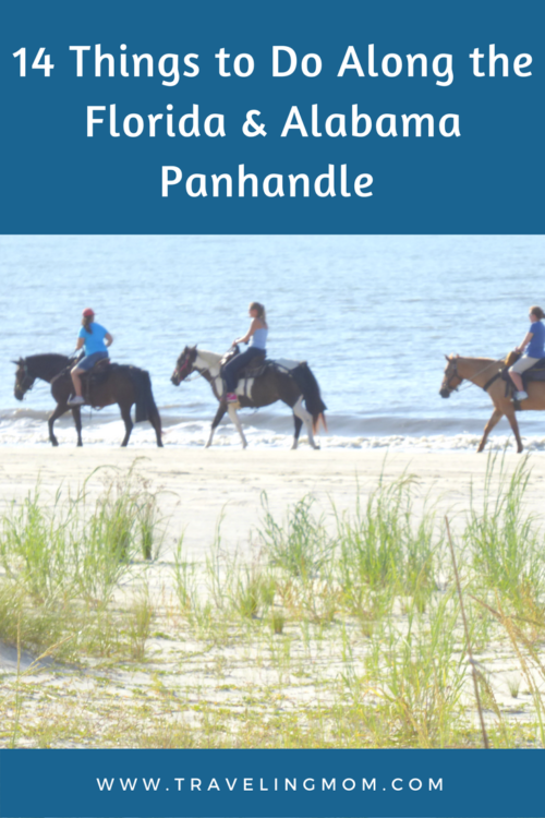 Panhandle of Florida