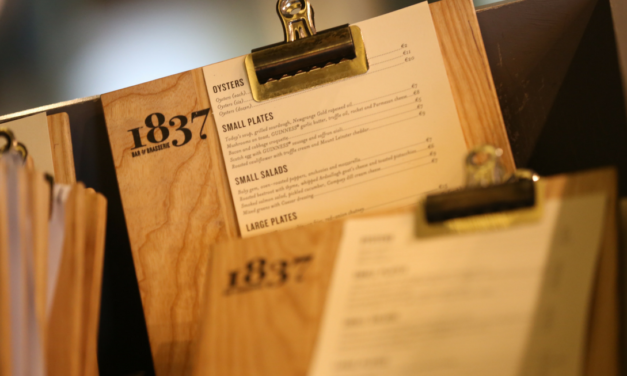 10 Dishes that Wow from the 1837 Bar and Brasserie at the Guinness Storehouse, Dublin