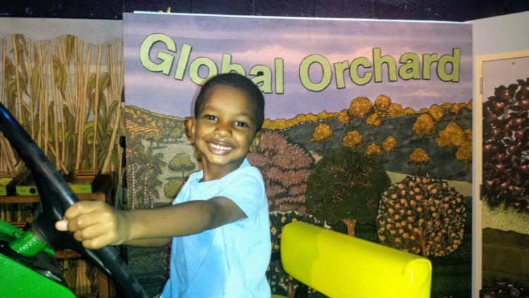 Kid enjoying the Children's Museum of Atlanta, 1 of 7 Best Kids Museums in the US