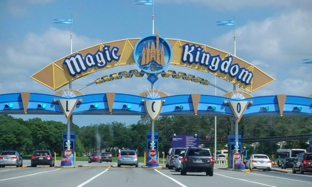 Disney World Parking Fees Begin For Overnight Guests