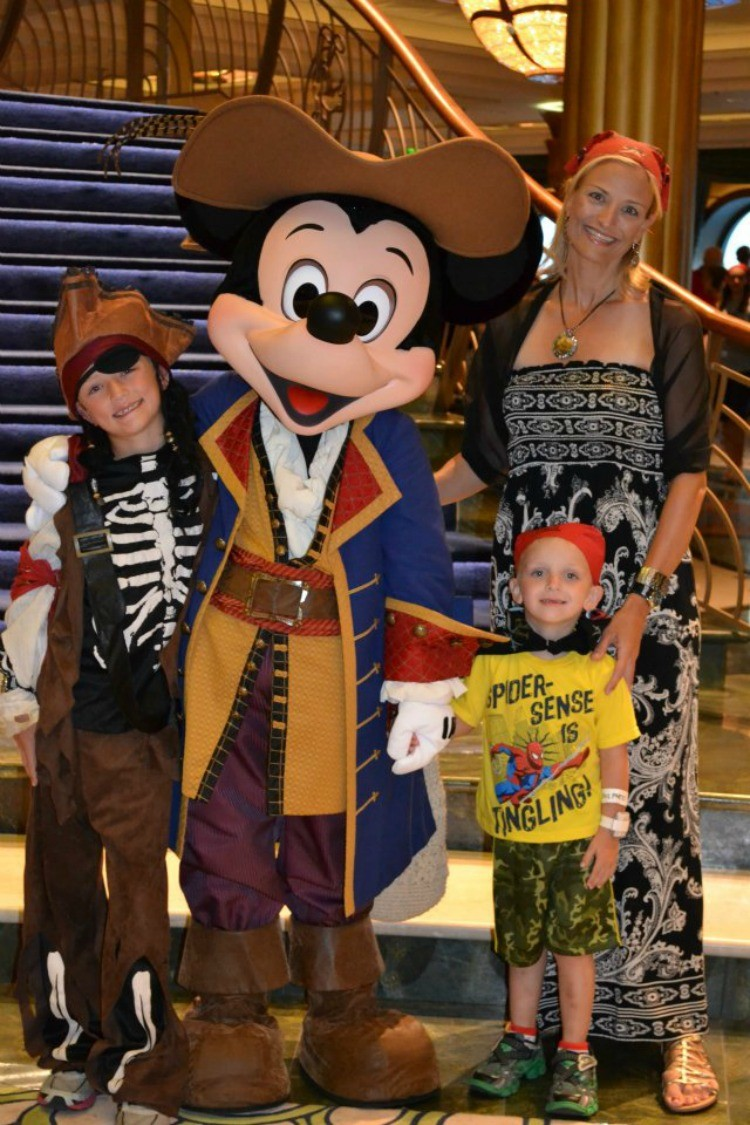 Disney Cruise Line | Disney Fantasy Updates include good old fashioned Mickey Mouse.