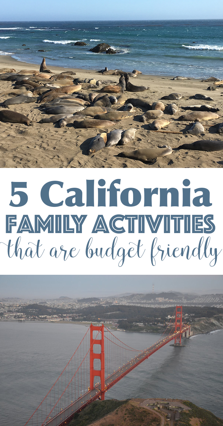 5 California family activities that are budget friendly