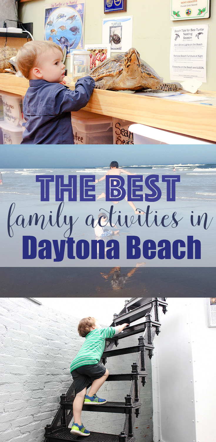 7 of the Best Family Friendly Things to Do in Daytona Beach