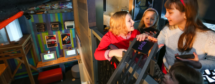 Betty Brinn Children's museum, one of the 7 best kids museums in the US