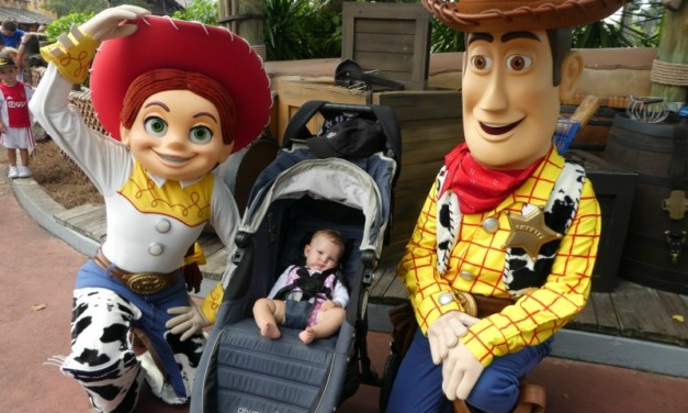 Should I Take a Baby to Disney World?