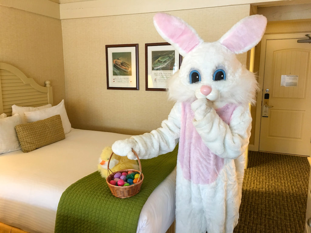 Hotel Easter Egg Hunts