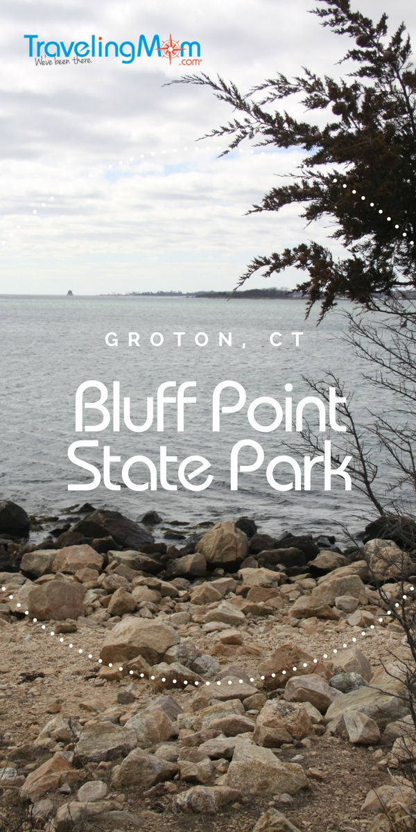 Looking for CT family hikes? Head to Bluff Point State Park in Groton.