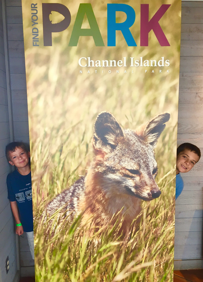Explore the Channel Islands Visitor Center, a California national park.