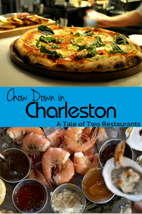 """Obstinate"" and ""ordinary"" aren't normal restaurant words. In Charleston, SC, they're buzzwords for hitting the dining jackpot in Charleston restaurants."