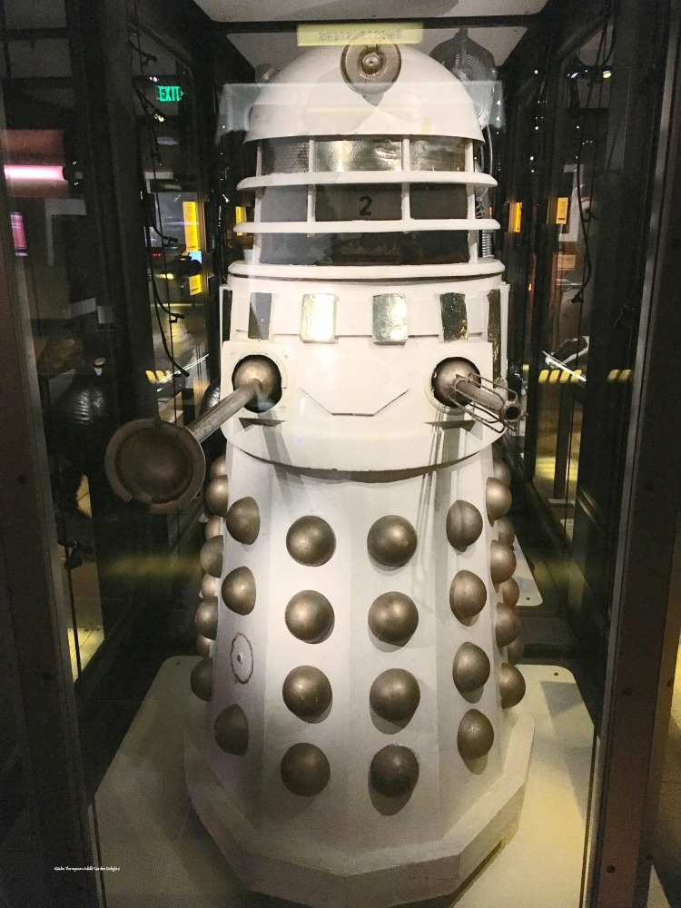 Things to Do in Seattle Museum of Pop Culture Dalek