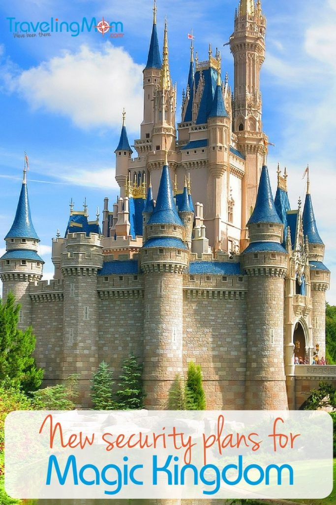 Disney World is changing the way it screens visitors to the Magic Kingdom. No more bottleneck at the entrance. Find out where you will go through security and get tips on making it through security faster!