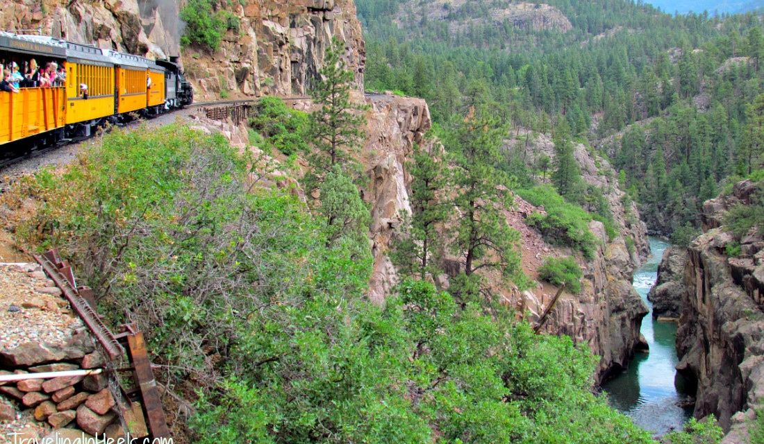 Colorado Train Travel: Durango Silverton Narrow Gauge Railroad