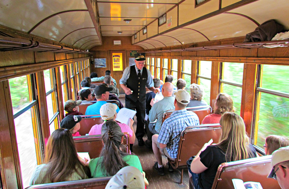 Choose to ride in full-enclosed coaches with windows or open gondola cars when boarding the Durango-Silverton Narrow Gauge train.