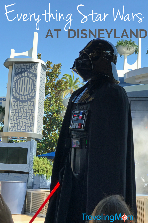 Don't miss the Season of the Force and all things Star Wars at Disneyland. Be ready to battle a Sith Lord, give Chewy a hug or engage a star destroyer!