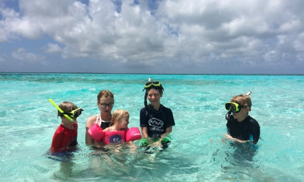 Adventure in Grand Cayman: Stingrays, Snorkeling, and Jet Skis