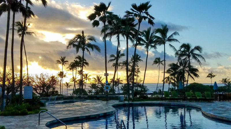 Trying to choose the best hotel for families in Kauai, Hawaii? The Hilton Garden Inn is a perfect fit!