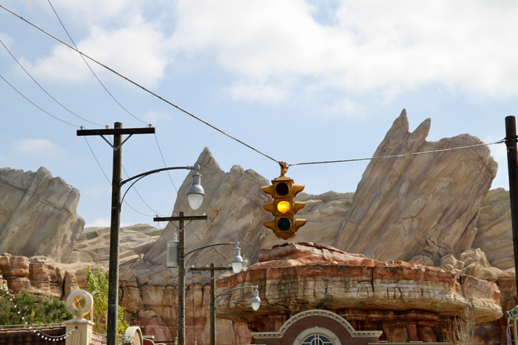 California Adventure's Cars Land is one of the best reasons for WDW fans to visit Disneyland