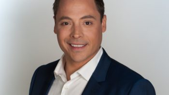 Jeff Mauro talks about being a traveling dad.