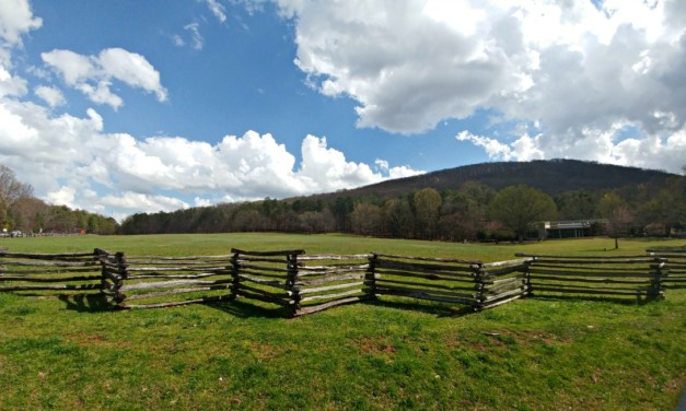 Hiking History at Kennesaw Mountain National Battlefield Park