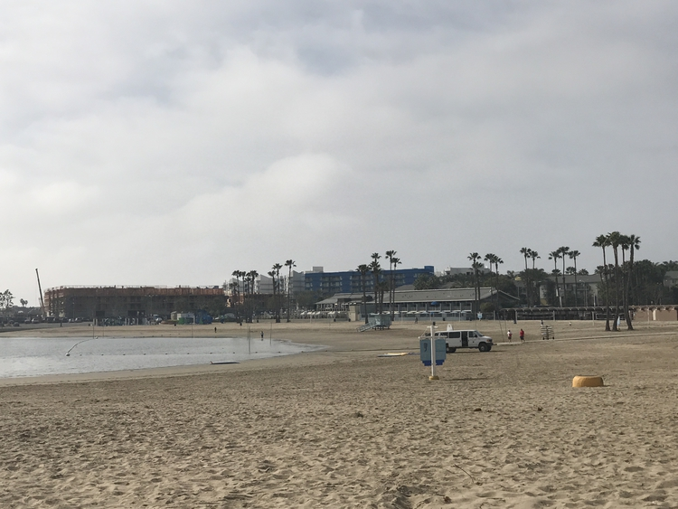 How to Make the Most of a 2-Day Los Angeles College Tour. Mother's Beach